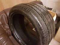 Dunlop Sp Sport Maxx 315 35 20 7.3mm Run Flat