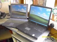 5 LAPTOPS AS SPARES
