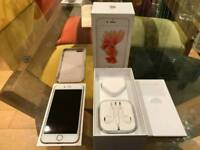 IPhone 6S 16GB - Unlocked - **Rose Gold**