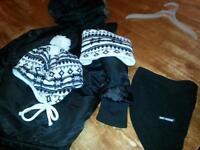 manteau d hiver cargo unisex