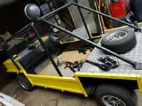 Mini moke kit car