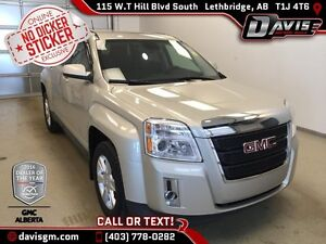 Used 2013 GMC Terrain AWD SLE-1 TOUCH SCREEN STEREO, REAR CAMERA