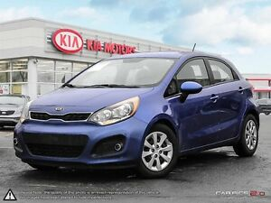 2013 Kia Rio LX+  AUTOMATIC! GREAT FIRST CAR!!