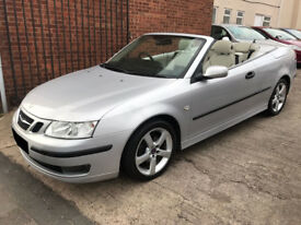 Saab 9-3 2.0 T Cerulean Vector 2dr - 2006, 12 Months MOT, 2 Owners, Full History 10 Stamps, 2 keys!