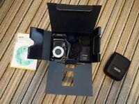Panasonic Lumix TZ5 camera with 16GB card