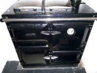 Rayburn heatranger 480K/KB black