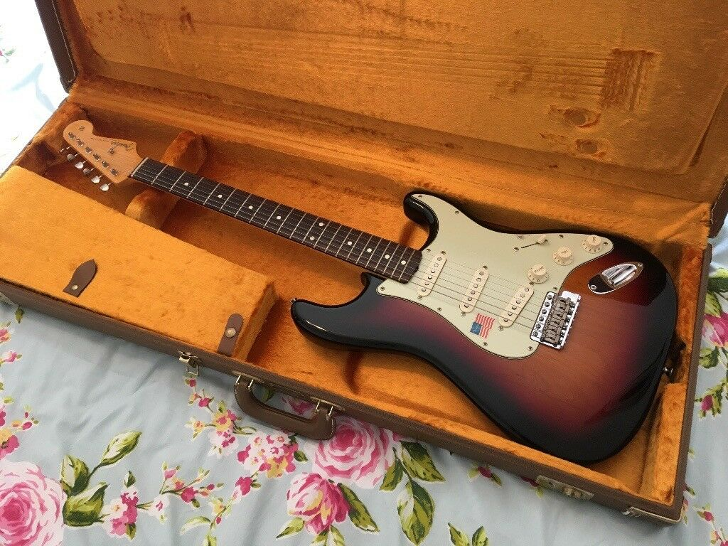 *£1125 ONO* Fender 62 Hot Rod Stratocaster USA Electric Guitar American  Vintage Reissue 56 59 65 60 | in Haywards Heath, West Sussex | Gumtree