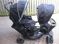 Graco Tandem Duo double buggy