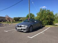 BMW 330d convertible great condition new MOT/service ready for the summer