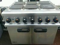 Stainless steel cooker, LINCAT