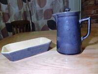 Vintage Denby pottery