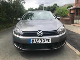 VW GOLF 2009 new shape!! Serviced each year!! 1 OWNER