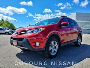 2015 Toyota RAV4 XLE Sunroof  FREE Delivery