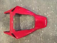Honda Cbr 1000rr rear seat unit