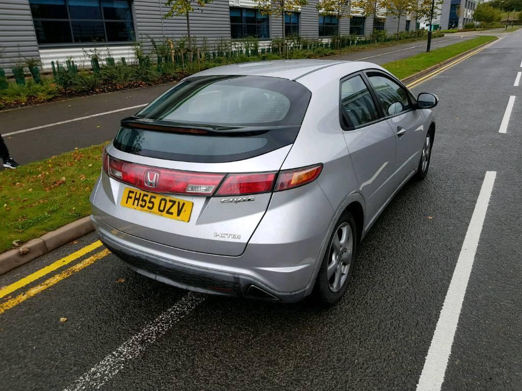 Honda Civic 2.2 i CDTi