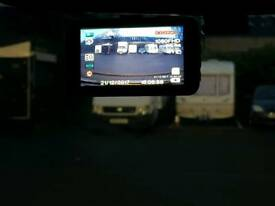 High quality dash cam with great night vision
