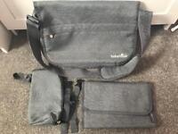 Babymoov Grey changing bag