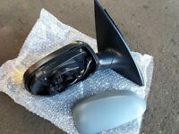 vauxhall corsa r/hand electric door mirror