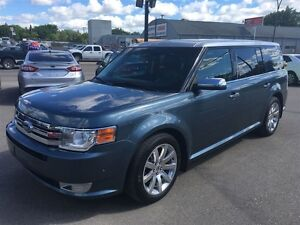 2010 Ford Flex Limited Awd,sunroofs and DVD
