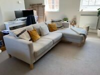 3 Seater Chaise Sofa