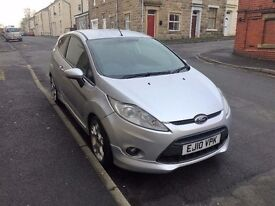 FORD FIESTA ZETEC S****LOTS OF NEW PARTS*****