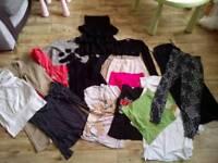 Ladies bundle clothes size 6/8