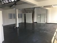 Amazing studio space all inclusive 950sqft London Fields, Hackney. Available Immediately
