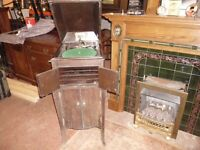 VINTAGE H M V WIND UP GRAMAPHONE 1920s
