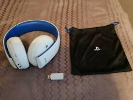 Sony PS4 Wireless 7.1 Headphones