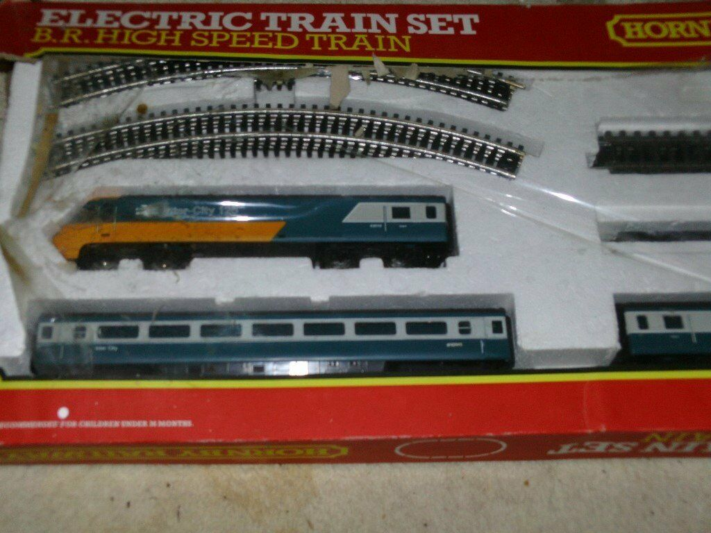 train setin Boston, LincolnshireGumtree - train set not sure if works as my dads boxed but tatty box unfortunately collection only