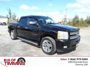 2013 Chevrolet Silverado 1500 LTZ LEATHER NAVIGATION SUNROOF