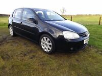 2006 06 VW GOLF 2.0 TDi GTI 12 mth. MOT £2695