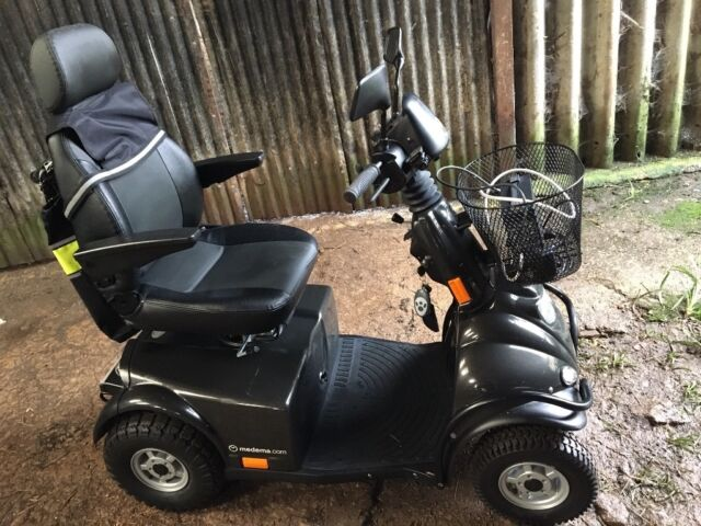 8mph road legal all terrain mobility scooter as new | in Chippenham,  Wiltshire | Gumtree