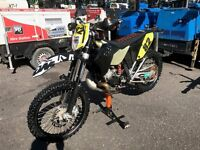KTM 200 EXC, 2011, Endruo, Dirt Bike, Road Legal