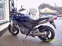2006 Yamaha TDM900 2 Owner With Good Service History Pilot Road 3 Tyres Oxford Heated Grips