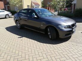 2007 BMW 320d 6 speed manual M sport