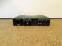 Focusrite Saffire PRO 24 DSP FireWire Audio Interface FAULTY