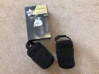 Tommee Tippee insulated bottle bag carriers