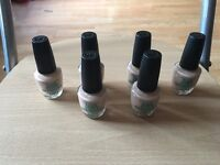 OPI nearly nude nail lacquer