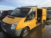Ford transit spare parts available gearbox bonnet bumper wheels doors