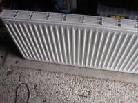 Radiator 1100mm x 500mm double panel single convector