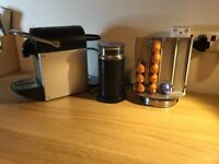 Nespresso Magimix Pixie coffee machine PLUS ++++
