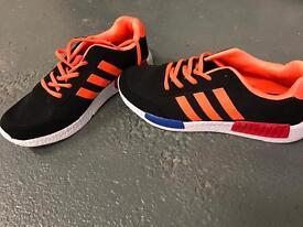Size 8 adidas trainers BNWB