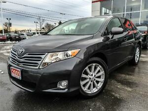 2009 Toyota Venza AWD+LEATHER+SUNROOF!