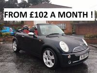 2006 MINI COOPER 1.6 CONVERTIBLE ** FINANCE AVAILABLE ** ALL CARDS ACCEPTED