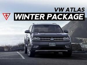 VW ATLAS Winter TIRE + WHEEL Package 2019 -2020 - T1 MOTORSPORTS Ontario Preview