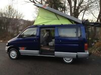 FIVE SPEED MANUAL GEARBOX HI SPEC MAZDA BONGO 2.5TD MOTOR CARAVAN/REAR KITCHEN/12V & MAINS HOOK UP