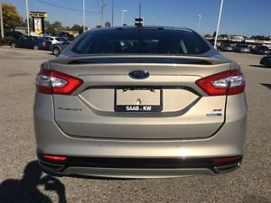 2015 Ford Fusion AWD-NoAccidents Heated seats Back UP Sensors&ca Kitchener / Waterloo Kitchener Area image 5