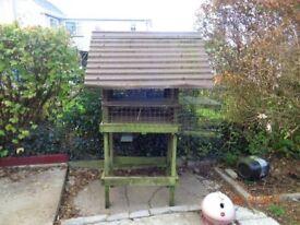 wood bird house for sale