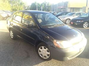 2002 Toyota Echo Base/AUTOAIR/RUNS GOOD